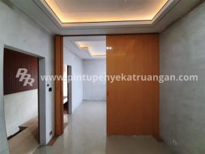 harga pintu lipat pvc per meter 2021